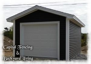 12x20 Garage