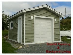 Garage s capital fencing and backyard living for Garage mercedes gap